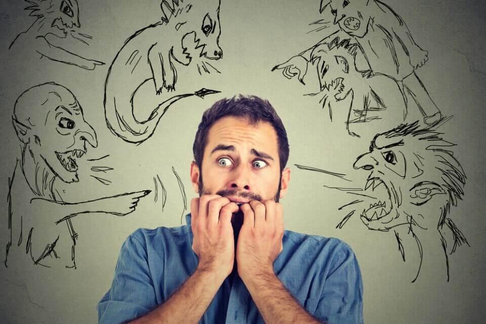 Conheça 4 sinais de pessoas ansiosas